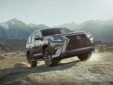 SUV hạng sang Lexus GX 2020 trình làng với lưới tản nhiệt khổng lồ