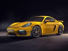 Porsche 718 Boxster và 718 Cayman 2020 được bổ sung động cơ mới, đạt vận tốc trên 300 km/h