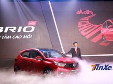 Honda Brio chính thức ra mắt, chốt giá từ 418 triệu để quyết đấu VinFast Fadil