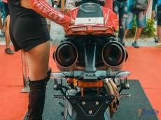 Ducati Hypermotard 950 2019 mới về Việt Nam: Ngoại hình hiếu chiến cùng dàn trang bị thượng thừa