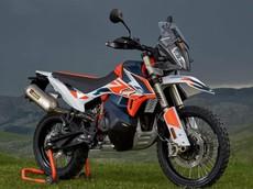 KTM ra mắt mẫu 790 Adventure R Rally với số lượng giới hạn chỉ 500 xe