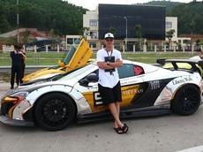 """Ngoài Cường """"Đô-la"""", Dương Kon cũng là thành viên kỳ cựu của hành trình siêu xe Car Passion"""