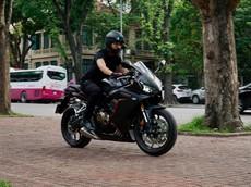 Đánh giá Honda CBR650R 2019: Sport bike đẹp hoàn mỹ, vận hành tuyệt vời