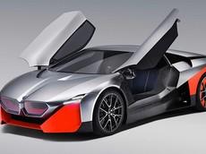 """BMW Vision M NEXT - Mẫu xe thể thao hybrid """"trong mơ"""" được hé lộ"""