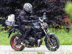 Naked bike Yamaha MT-07 thế hệ mới sẽ có nhiều thay đổi, đặc biệt là thiết kế đèn pha