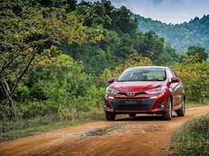 Lỗi túi khí Takata, Toyota Vios tiếp tục bị triệu hồi tại Việt Nam