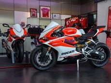 Cặp đôi Ducati 959 Panigale Corse cập bến Việt Nam, giá bán 635 triệu đồng