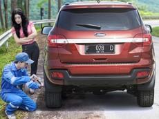Lái xe Việt Nam có thể yên tâm khi sử dụng xe Ford nhờ vào dịch vụ này