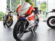 Đánh giá nhanh Ducati 959 Panigale Corse mới về Việt Nam với giá bán 635 triệu đồng