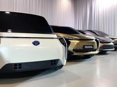 Toyota công bố kế hoạch đầu tư 2 tỷ USD vào phát triển xe điện ở Indonesia