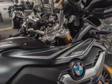 BMW F850GS trị giá gần 600 triệu đồng lộ ảnh có mặt tại Hà Nội
