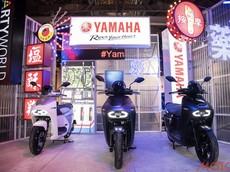 Yamaha chính thức ra mắt xe máy điện EC-05 với thiết kế hiện đại và giá cả đắt đỏ
