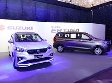 MPV cỡ nhỏ Suzuki Ertiga 2019 chính thức được chốt giá tại Việt Nam, khởi điểm từ 499 triệu đồng