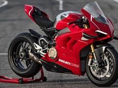 Siêu mô tô Ducati Panigale V4R ra mắt ở láng giềng với giá khiến người Việt thèm khát