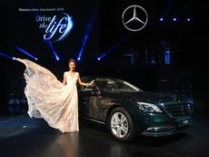 Mercedes-Benz trình làng sedan hạng sang E-Class mới với 4 phiên bản cho khách hàng Việt