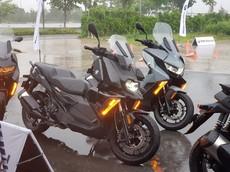 Bộ đôi xe ga phân khối lớn BMW C400X và C400GT chính thức ra mắt thị trường Việt Nam
