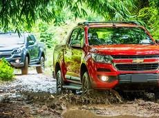 Tháng thứ 3 liên tiếp, Chevrolet Trailblazer và Colorado hưởng khuyến mãi tới 100 triệu đồng