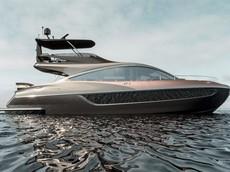 Lexus sẵn sàng trình làng du thuyền hạng sang LY650