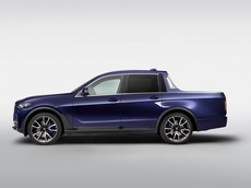 SUV hạng sang BMW X7 sắp ra mắt Việt Nam bất ngờ có phiên bản bán tải
