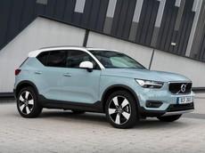 SUV hạng sang Volvo XC40 2020 trình làng với động cơ mạnh mẽ hơn