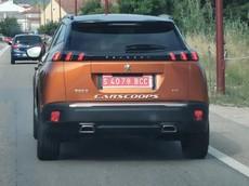 Bắt gặp Peugeot 3008 2020 trên đường thử với thiết kế mới mẻ