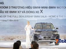 BMW X7 chính thức ra mắt Việt Nam, chốt giá 7,499 tỉ VNĐ