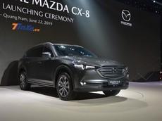 Giá xe Mazda CX-8 2019 cập nhật mới nhất tháng 11/2019