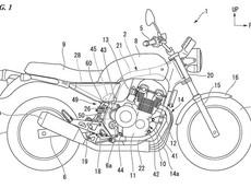 Honda CB1100 thế hệ mới sẽ mang thiết kế thuần Classic