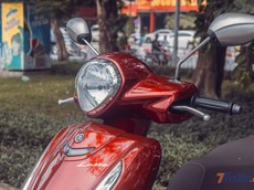Video: Đánh giá Yamaha Latte 125: Xe tay ga nhẹ như xe số, êm như xe điện