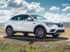 Có giá chưa đến 16.000 USD, Renault Arkana chính là BMW X4 phiên bản bình dân
