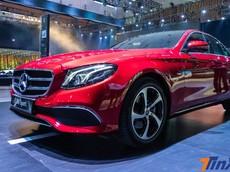 Soi chi tiết Mercedes-Benz E 200 Sport 2019 có giá 2,317 tỷ đồng vừa ra mắt Việt Nam