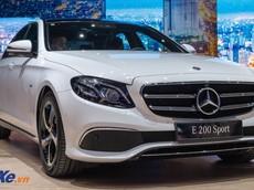 Chênh lệch gần 200 triệu đồng, Mercedes-Benz E 200 Sport 2019 khác gì với phiên bản tiêu chuẩn?