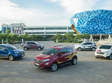 """10 thiết kế đề can xuất sắc nhất cuộc thi EcoSport - Paint Your """"True Color"""""""