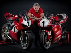 Ducati Panigale V4 25 Anniversario 916 chốt giá 1,1 tỷ đồng
