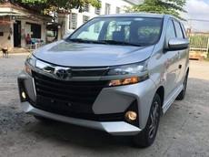 Toyota Avanza 2019 sẽ chỉ có bản số tự động, giá không đổi