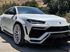 Đây là diện mạo hầm hố của Lamborghini Urus với bộ kit widebody bằng carbon
