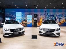 Mercedes-Benz E class 2019: Giá xe E class mới nhất hôm nay tháng 07/2019