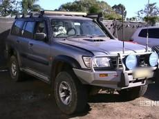 """4 đứa trẻ tuổi 10-14 ăn trộm một chiếc Nissan Patrol để """"đi phượt"""" gần 1.000 km"""