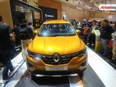 """MPV 7 chỗ Renault Triber 2019 chính thức ra mắt Đông Nam Á, giá hứa hẹn """"gây sốc"""""""