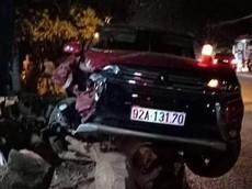 Quảng Nam: Mitsubishi Outlander lao sang làn đường ngược chiều, tông tử vong cô gái đi xe máy