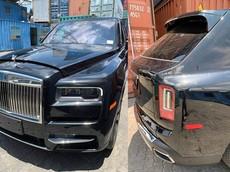"""Không kém nhà giàu Hà Nội, """"viên kim cương"""" Rolls-Royce Cullinan cũng đã có mặt tại Sài thành"""