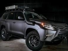 Lexus GX Off-Road Concept - Mẫu SUV vạm vỡ sẽ đưa bạn tới bất cứ nơi đâu