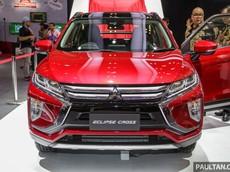 Mitsubishi Eclipse Cross tiếp tục ra mắt Đông Nam Á, cạnh tranh Honda CR-V và Mazda CX-5
