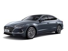 Vén màn Hyundai Sonata 2020 phiên bản chỉ tiêu thụ 4,97 lít xăng cho 100 km