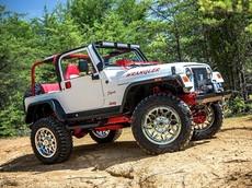 Khó lòng tin được chiếc Jeep Wrangler độ đẹp mắt này là sản phẩm của nhóm học sinh cấp 3