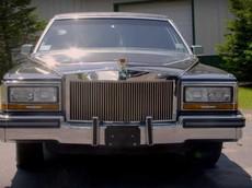 """Khám phá chiếc limousine Cadillac """"Trump Edition"""" siêu hiếm, siêu sang trọng"""