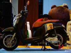 Honda ra mắt mẫu xe Scoopy phiên bản giới hạn cực kỳ đáng yêu tại Thái Lan