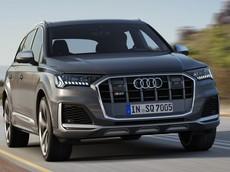 Audi SQ7 2020 - phiên bản thể thao của Q7 - trình làng với động cơ mạnh mẽ