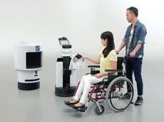 Toyota Robot giúp mọi người trải nghiệm giấc mơ tham dự Thế vận hội Olympic và Paralympic Tokyo 2020