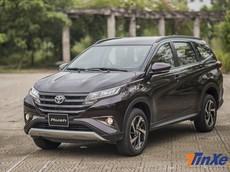 Lỗi điều khiển túi khí, gần 1.600 chiếc Toyota Rush bị triệu hồi tại Việt Nam